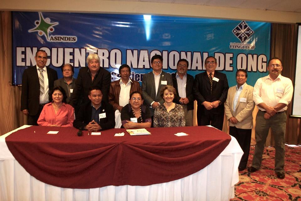 encuentro nacional de ong Guatemala