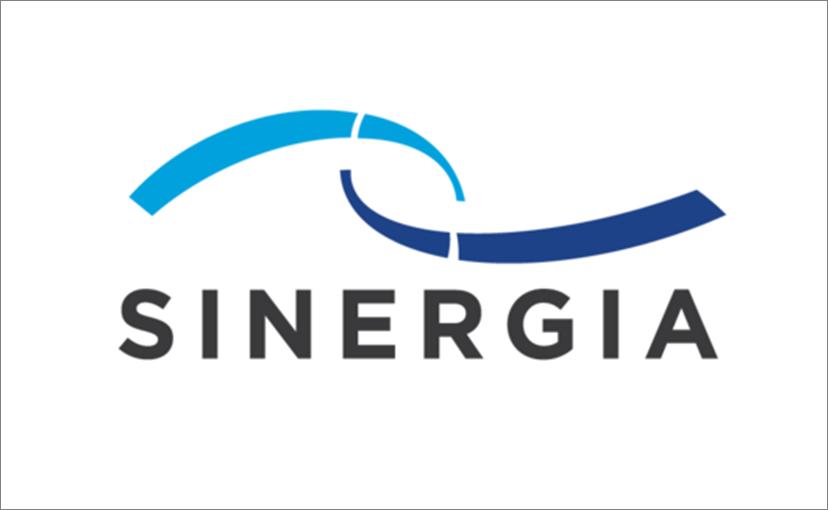 logo sinergia blanco